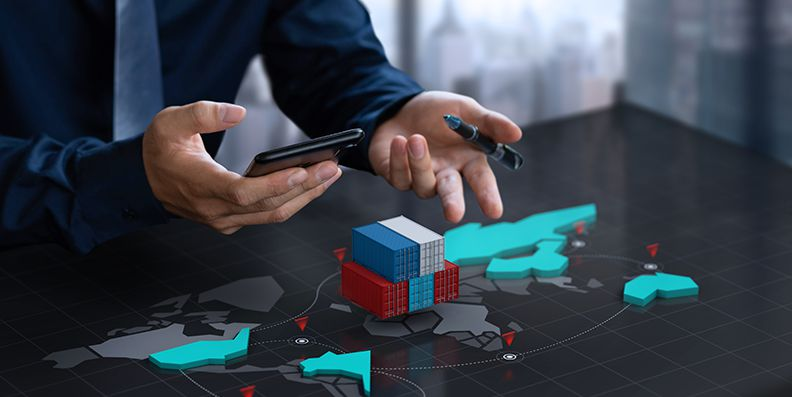 Supply Chain using Next-Gen Technologies